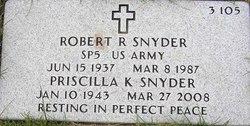 Robert R. Snyder