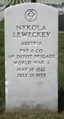 Nykalo Leweckey