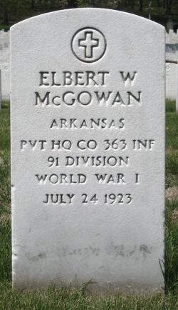 Elbert W. McGowan