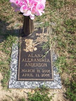 Alana Alexandria Anderson