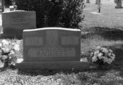 Ruby Beatrice <I>Warren</I> Baggett