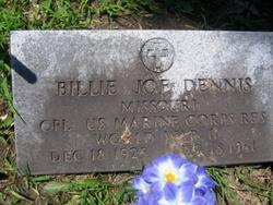 Billy Joe Dennis