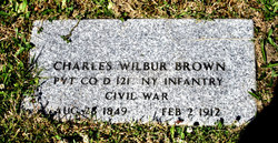 Pvt Charles Wilbur Brown