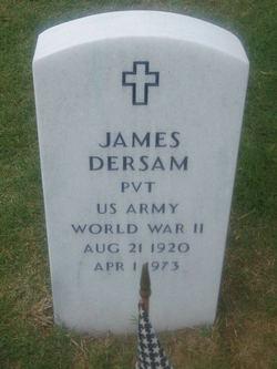 James Dersam