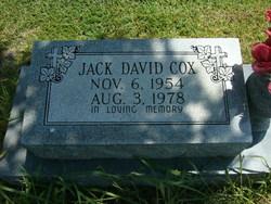 Jack David Cox
