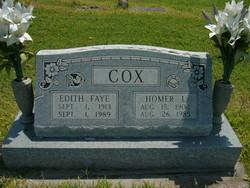 Homer L Cox