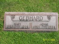 Adam W. Gebhard