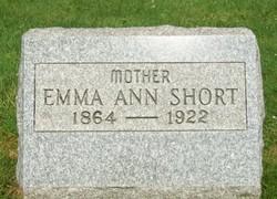 Emma Ann <I>McCartney</I> Short