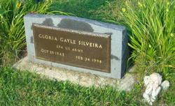 Gloria Gayle <I>Brooks</I> Silveira