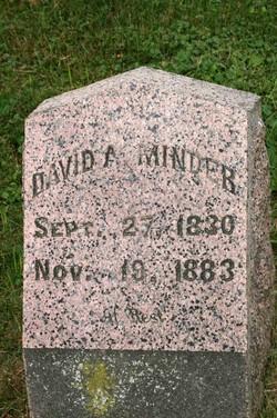 David A. Minder