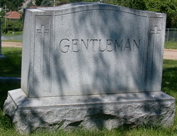 "Catherine Mary ""Kate"" <I>Furlong</I> Gentleman"