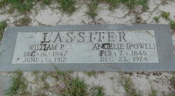 Angelie S <I>Powell</I> Lassiter
