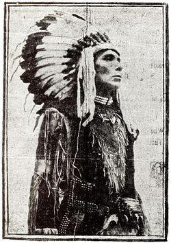 Chief Dark Cloud