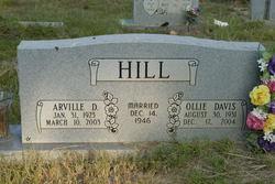Arville David Jefferson Hill