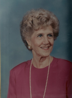 "Dorothy May ""Toby"" <I>Pierson</I> Daniels"