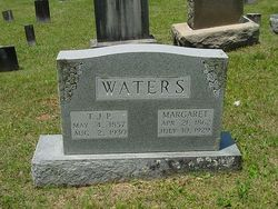 Margaret E <I>Perkins</I> Waters