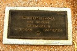 William Fedor