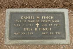 Inez B Finch
