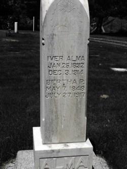 Bertha P Alma