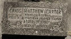 Craig Matthew Carter