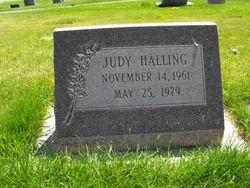Judy Halling