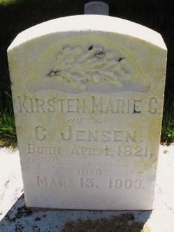 Kirsten Marie G Jensen