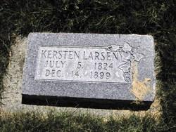 Kirsten Pedersen Larsen