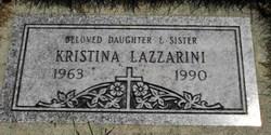 Kristina Dee Lazzarini
