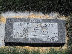 Oluf A Nelson