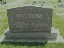 Lula Dora <I>Keller</I> Rasmussen
