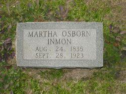 Martha Osborn <I>Puryear</I> Inmon
