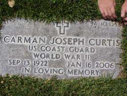 Carman Joseph Curtis