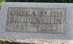 Omega <I>Smith</I> Breidenstein