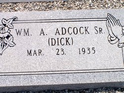William Alton Adcock Sr.