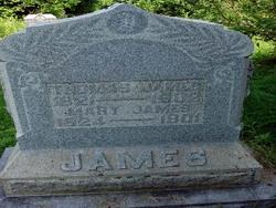 Mary <I>Howard</I> James
