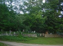 Streaked Mountain Cemetery