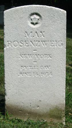 Max Rosenzweig
