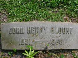 John Henry Blount