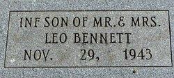 Infant Son Bennett