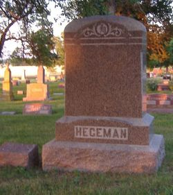 "William A. ""Willie"" Hegeman"