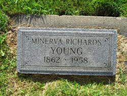 Minerva <I>Richards</I> Young