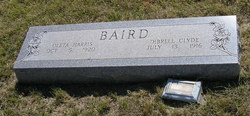 Oleta <I>Harris</I> Baird