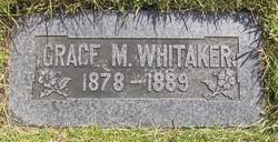 Grace Mabel Whitaker
