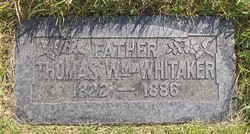 Thomas William Whitaker