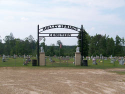 Holley Springs Cemetery