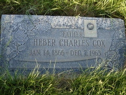 Heber Charles Cox