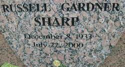 Russell Gardner Sharp