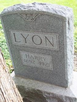 Harry Edwin Lyon