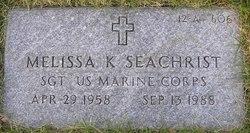 Melissa K Seachrist