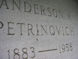 Anderson Alexander Petrinovich